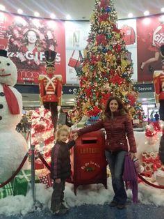Buon Natale dalla metropolitana di NY -