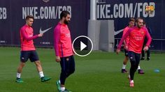 FC Barcelona training session: preparations for Catalunya Super Cup: ---- FC Barcelona on Social Media Subscribe to our official channel…