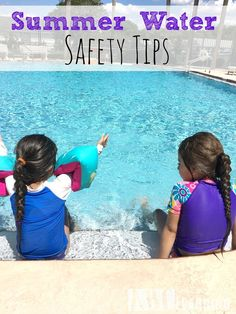 Whether you own a pool or not, water fun is always involved as soon as summer arrives! I don't blame you either! The heat and sun, call for lots of water fun, but before you head to your pool, beach, or water theme park with friends make sure that you are aware of these Summer Water Safety Tips and resources from The ZAC Foundation that can really help save your child's life. - http://abccreativelearning.com - Ad WaterSafety CG