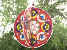 Mandala em cd duplo http://soluarte-mandalas.blogspot.com.br/
