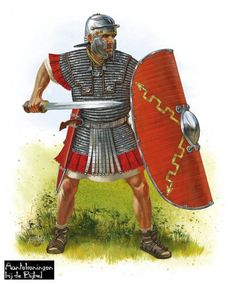 m Fighter Royal Army Roman legionary Ancient Rome, Ancient History, Medieval Combat, Roman Armor, Greek Pantheon, Roman Legion, Celtic Warriors, Roman Republic, Imperial Army