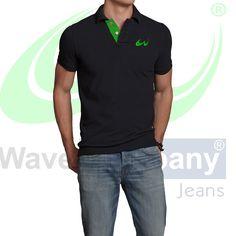Nova camisa polo da Wave Company Jeans