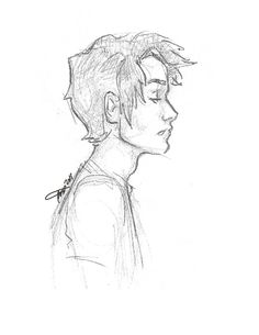 Percy Jackson love him