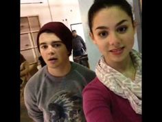 Jack Griffo and Kira Kosarin get the Hollywood Treatment - YouTube
