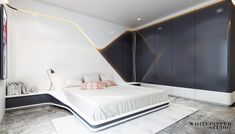 House Interior Design Bedroom Head Boards 52 Ideas For 2019 Bedroom False Ceiling Design, Master Bedroom Interior, Luxury Bedroom Design, Bedroom Furniture Design, Master Bedroom Design, Bedroom Ideas, Home Design, Home Interior Design, Design Design