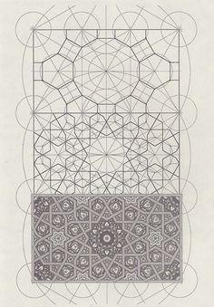 geometry and islamic pattern