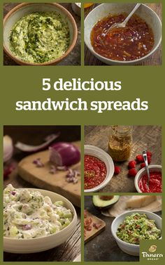 Sure, garlic-spiked mayo is delicious—but why stop there? Try these twists using common ingredients to add new flavor appeal to your sandwiches.