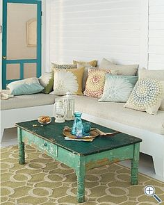 beautiful porch! by whitney