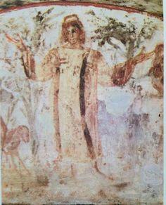 Cristo Orante, cimitero Maggiore