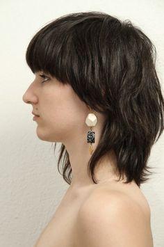 """marmod8 """"rocks earrings"""""""