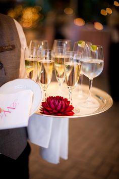 #champagne #Wedding