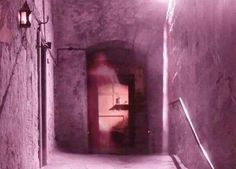Apparition from Mary Kings Close in Edinborough