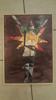 I made a Solaire inspired thing for our anniversary.