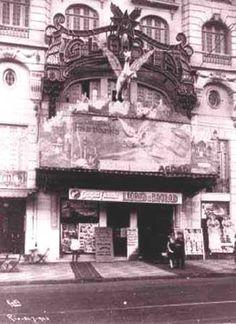Cine teatro Glória - Rio de Janeiro