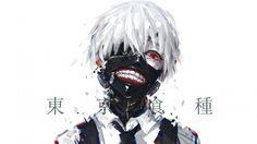 High Resolution Tokyo Ghoul Kaneki Ken Anime Mask 4096×2304