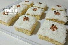 Pamuk Tarlası Pastası Tarifi