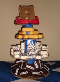 white trash bash cake. haha i could think of a few ppl this would be perfect for.