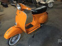 Vespa 125, Motorcycle, Vehicles, Motorcycles, Car, Motorbikes, Choppers, Vehicle, Tools