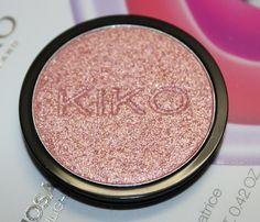 Kiko Infinity+ Sparkle Eyeshadow 403 Baby Pink http://www.talasia.de/2015/04/13/eyes-dezent-mit-dem-kiko-clics-system-lidschatten/