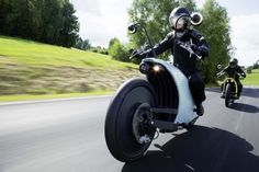Wildly Electric Way to Ride...Johammer J1