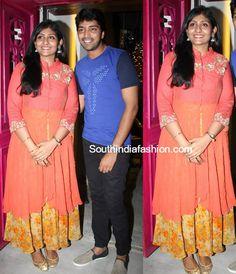 Allari Naresh with wife Virupa at Talasha store launch
