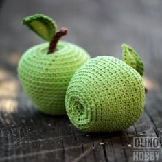 Crochet Pattern APPLE crochet apple Apple crochet by OlinoHobbyCrochet Harvest - crochet fruits and vegetables - OlinoHobbyBrowse unique items from OlinoHobby on Etsy, a global marketplace of handmade, vintage and creative goods. Food Patterns, Crochet Patterns For Beginners, Crochet Basics, Crochet Patterns Amigurumi, Crochet Apple, Crochet Fruit, Crochet Food, Fruit Pattern, Play Food
