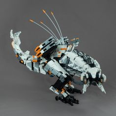 """""""Thunderjaw (from """"Horizon Zero Dawn"""")"""" by Velocites: Pimped from Flickr"""