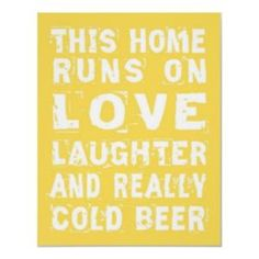 Love, Laughter and Beer!