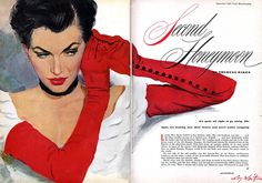 by Coby Whitmore, such a great design for a magazine layout