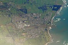 Hawera Town New Zealand - Google Search Places Around The World, Around The Worlds, New Zealand, City Photo, Places To Visit, Google Search