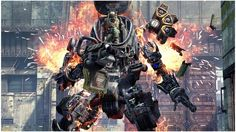 Titanfall problems hit launch but 'now resolved' - Source - BBC News - © 2013 BBC #Titanfall, #Gaming