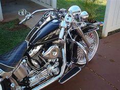 2006 Harley-Davidson FLSTN Softail Deluxe