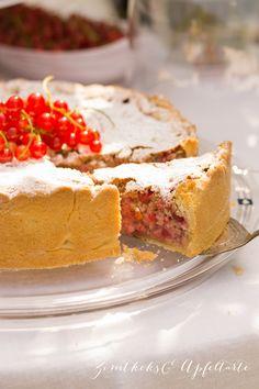 Träubleskuchen oder Johannisbeertörtchen nach Omis einfachem Rezept... Einer meiner liebsten Sommerkuchen und ein Klassiker auf dem Kuchenteller