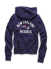 Victoria's Secret PINK-NFL Collection: Patriots hoodie