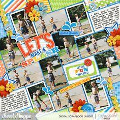 Cindy's Layered Templates - Lots of Snapshots Bundle 13 by Cindy Schneider Make A Splash by Jady Day Studio & Zoe Pearn