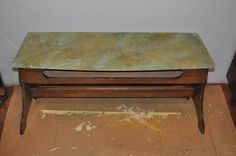 Use to be an Organ Bench
