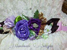 Handmade corsage celebration