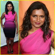 Mindy Kaling: Funny, intelligent and gorgeous.