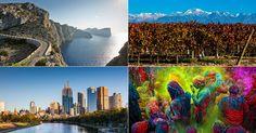 Die besten Reisetipps und Ziele im März