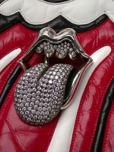 Chrome Hearts Rolling Stones