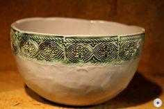 hauptsache keramik: Neuschnee und Tauwetter