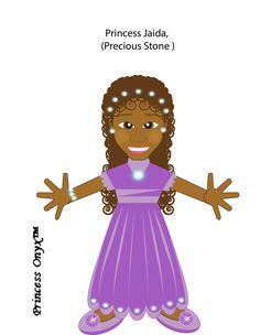 Princess Jaida - Become a Princess Contest 2013 Winner