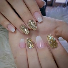 25 Nice Purple Crome Nails Ideas for 2019 - Fashion Nail Art Designs, Sparkle Nail Designs, Chrome Nails Designs, Classy Nail Designs, Pink Glitter Nails, Sparkle Nails, Gold Nails, My Nails, Crome Nails