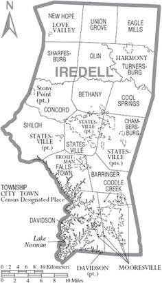 Iredell County, North Carolina - Wikipedia, the free encyclopedia