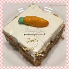 Cari amici, eccoci qui per la ricetta di Pasqua! Dopo svariati tentativi e prove catastrofiche, finalmente sono riuscita a trovare la ricetta perfetta per realizzare la Carrot Cake, ovvero: Torta d…