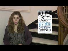 'Historia del futuro según Glory O'Brien' (PUCK) de A.S. King - YouTube