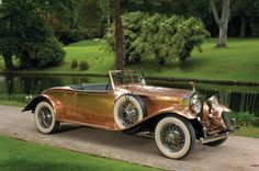 1930 Rolls-Royce Phantom II Roadster