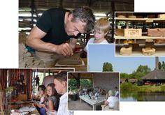Buitengoed De Panoven http://www.dagjeweg.nl/tip/7186/Maak-je-eigen-steen-op-Buitengoed-de-Panoven