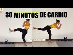 Rutina de cardio 35 minutos para perder peso - Rutina 428 - Tae Bo Hiit -  Fat Loss workouts - Dey - YouTube