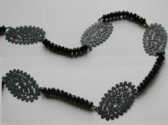 Necklace detail Nicola Becci
